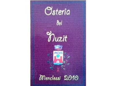 Logo Osteria del Nuzit