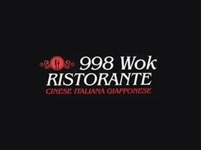 Logo 998 Wok Sushi