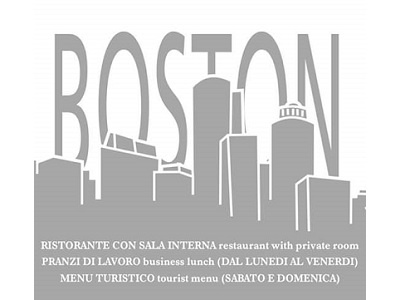 Logo Boston Caffè