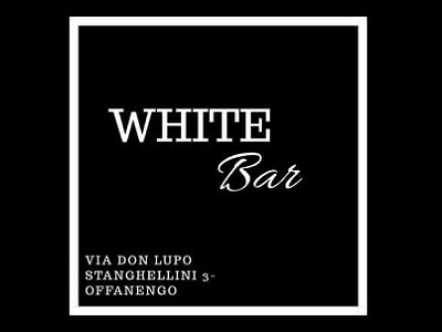 Logo White Bar