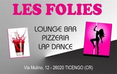 Logo Les Folies Lap Dance