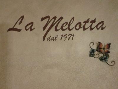 Logo Trattoria La Melotta