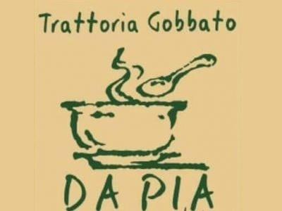 Logo Da Pia - Trattoria Gobbato