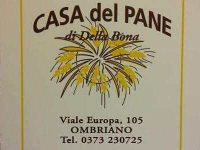 Logo Casa del Pane