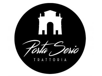 Logo Trattoria Porta Serio