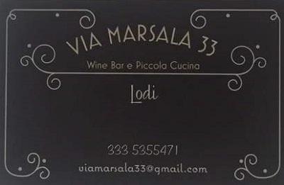 Logo Via Marsala 33