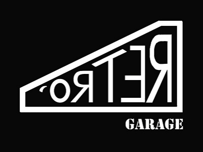 Logo Garage Cafè Retro