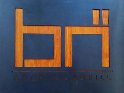 Logo Bianco Nero - BN''