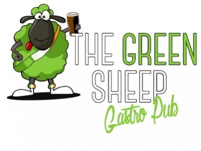 Logo The Green Sheep Gastro Pub