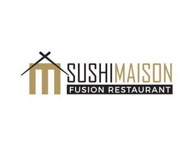 Logo Sushi Maison