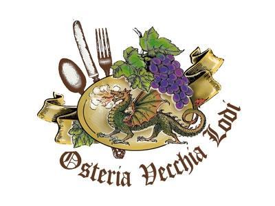 Logo Osteria Vecchia Lodi
