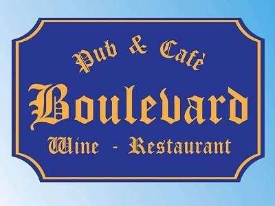 Logo Boulevard Pub