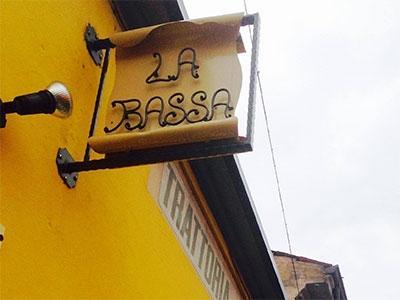 Logo La Bassa