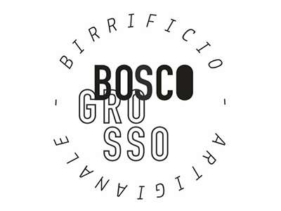 Logo Birrificio Bosco Grosso
